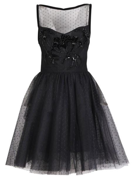 Elie Saab dress black
