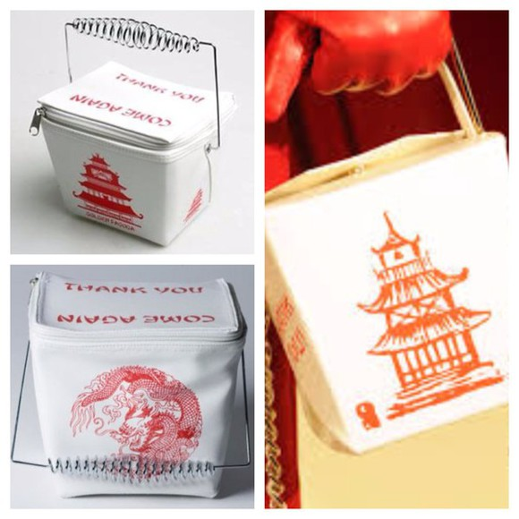 bag handbag tote bag purse chinese takeout take out chinese takeout chinese take out kate spade accoutrements chinese takeout bag chinese take out bag chinese takeout box chinese take out box takeout box take out box
