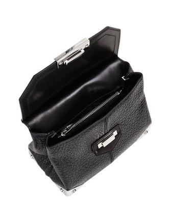 Alexander Wang Marion Leather Bag in Black - Avenue K