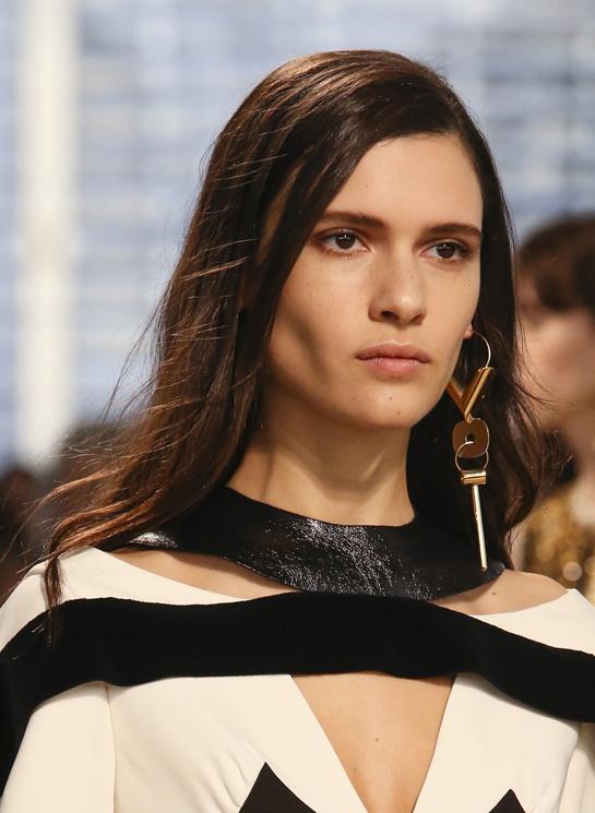 Tendances bijoux fashion week automne