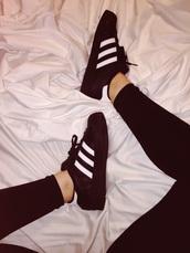 shoes,adidas superstars,black shoes,adidas,adidas shoes,black and white