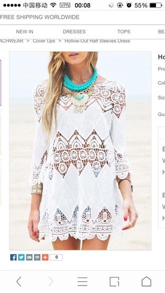 dress beach beach dress blouse