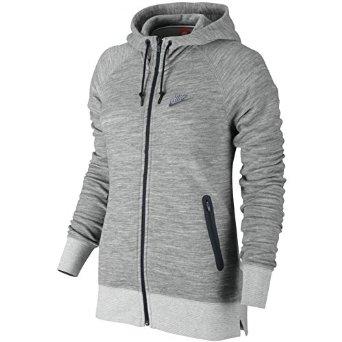 Amazon.com : nike women's ceremony full zip hoodie