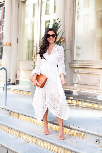 with love from kat blogger dress shoes bag sunglasses