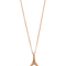 Jennifer meyer jewelry wishbone necklace | shopbop