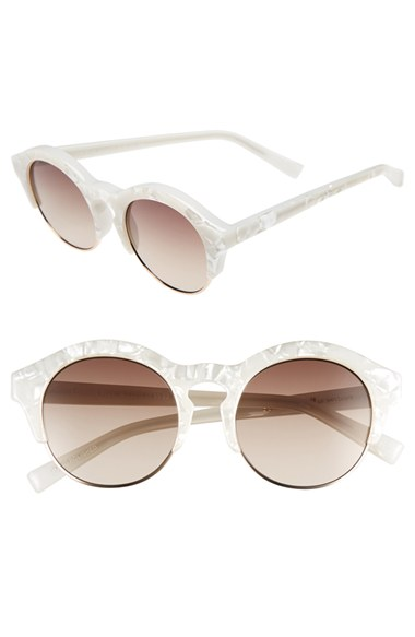 Le Specs 'Edition Five' 51mm Sunglasses | Nordstrom