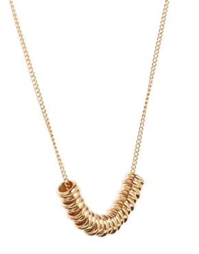 ASOS | Collier orné d'anneaux en édition limitée chez ASOS