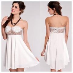 Bella Accent Dress - closetjealousy