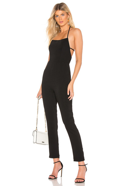About Us Sofie Jumpsuit in black