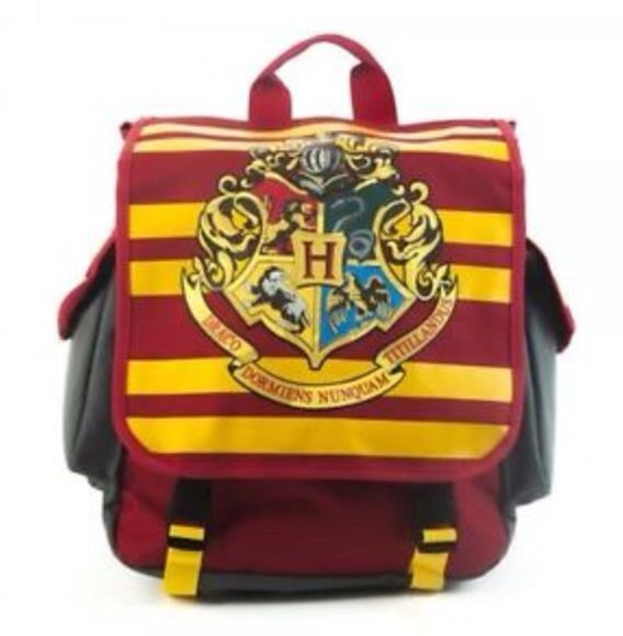 hogwarts harry potter fandom fangirl gryffindor bag potterhead backpack