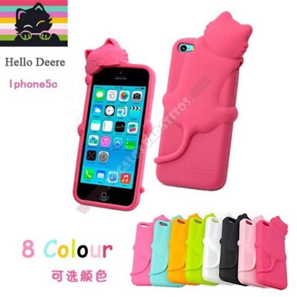 phone case iphone case 5c iphone 5 case cats