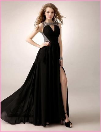 dress wedding clothes black dress