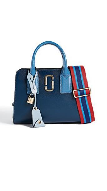 Marc Jacobs satchel sea blue bag