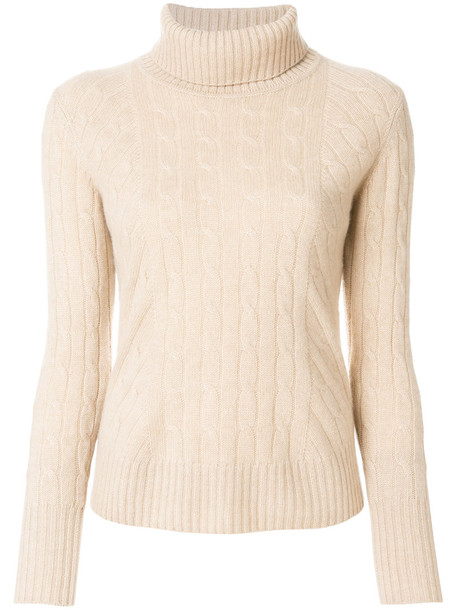N.Peal jumper women nude sweater