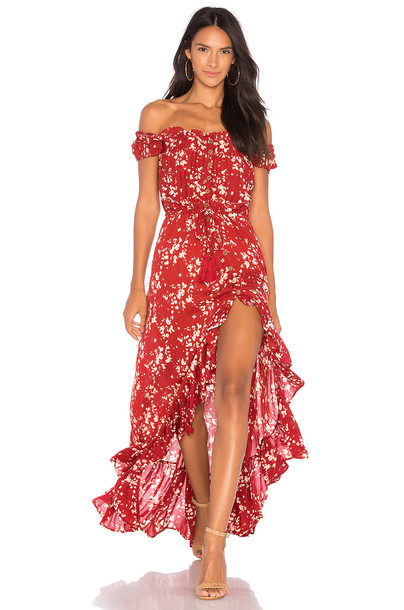 tiare hawaii dress long dress long red
