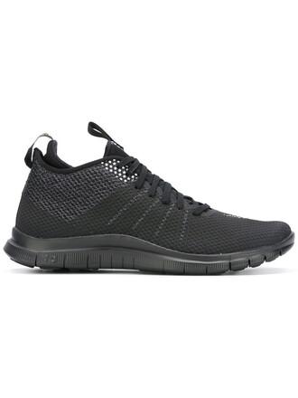 women sneakers black shoes