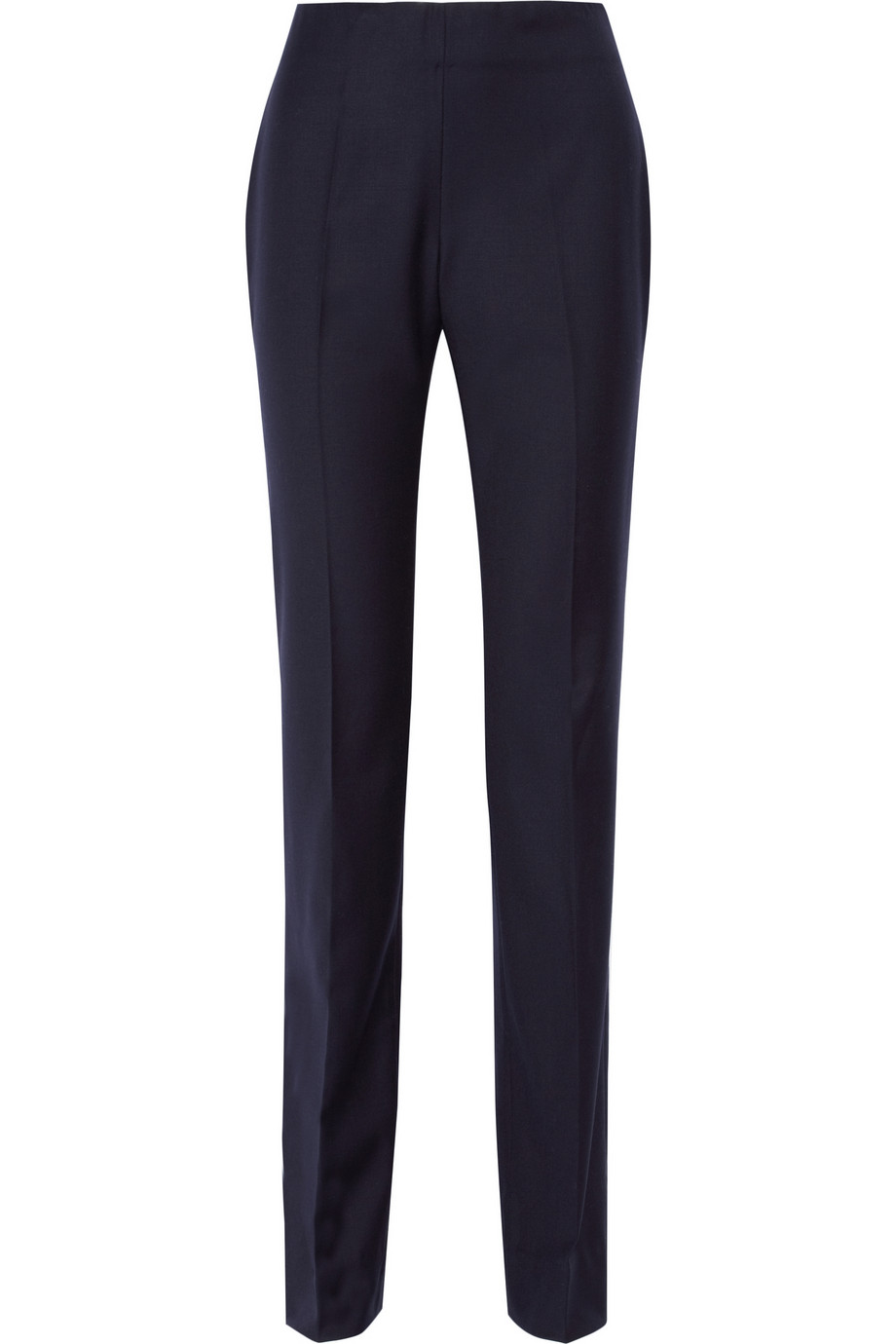 Oscar de la Renta Wool-twill straight-leg pants – 55% at THE OUTNET.COM