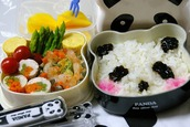 panda,cup,plate,kawaii,black and white,home decor,food,dinnerware