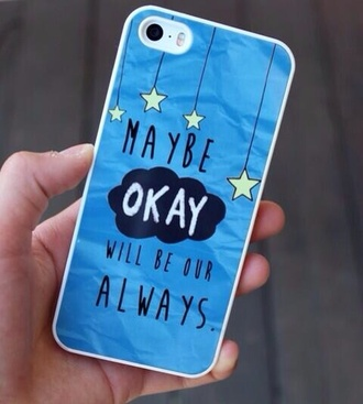 jewels phone cover the fault in our stars