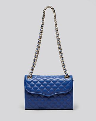 Rebecca Minkoff Shoulder Bag - Quilted Mini Affair | Bloomingdale's