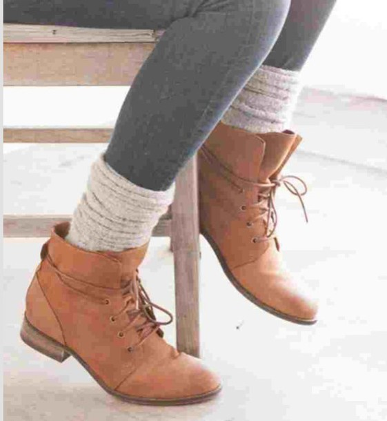 shoes boot sock boot socks cuffs boots lace up boots