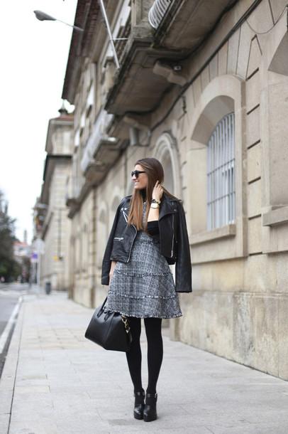 b a r t a b a c blogger dress perfecto winter dress