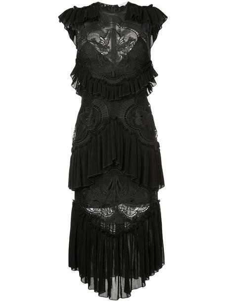 Alice McCall dress women sweet black
