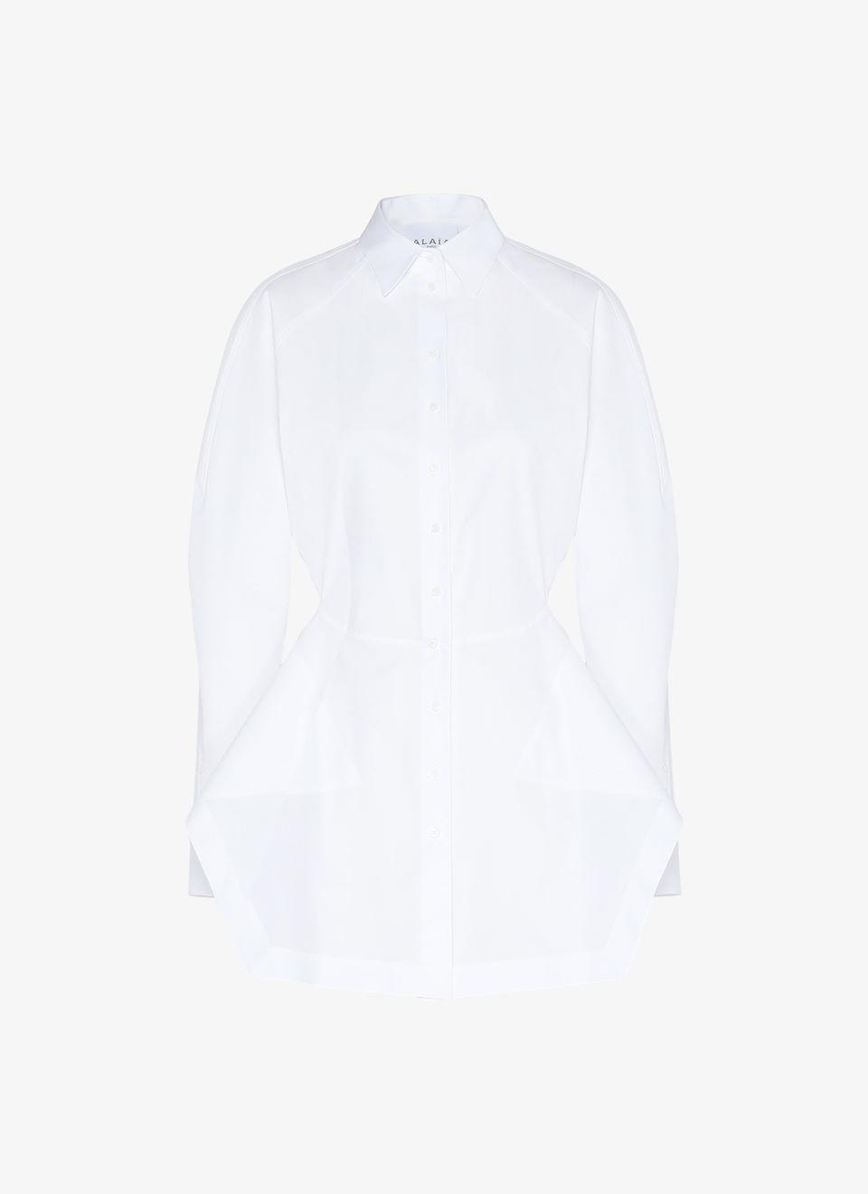 Alaïa Shirt, Size 10, Color White