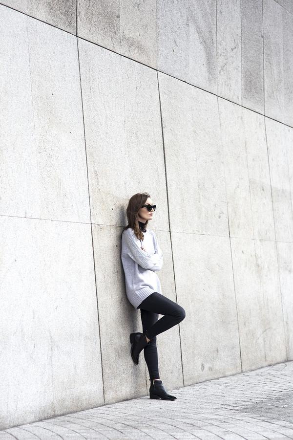 anouska proetta brandon blogger jeans sunglasses