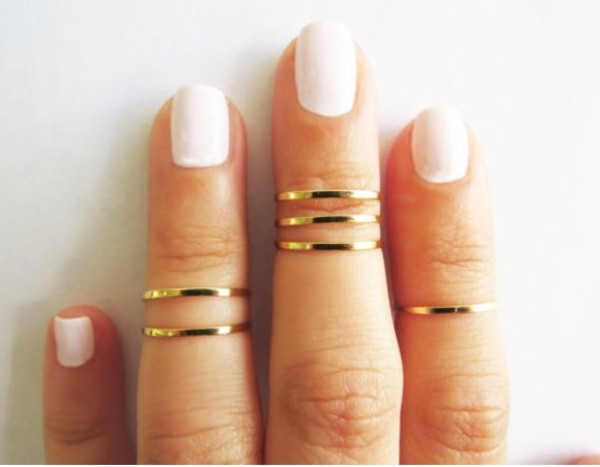jewels gold knuckle ring ring cute knuckle ring