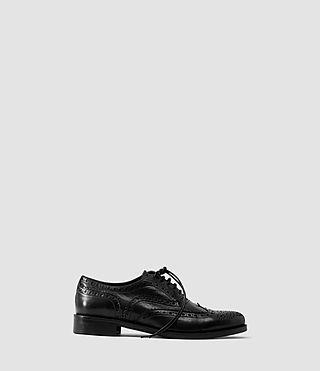 Womens Cubista Boot (Black) | ALLSAINTS.com