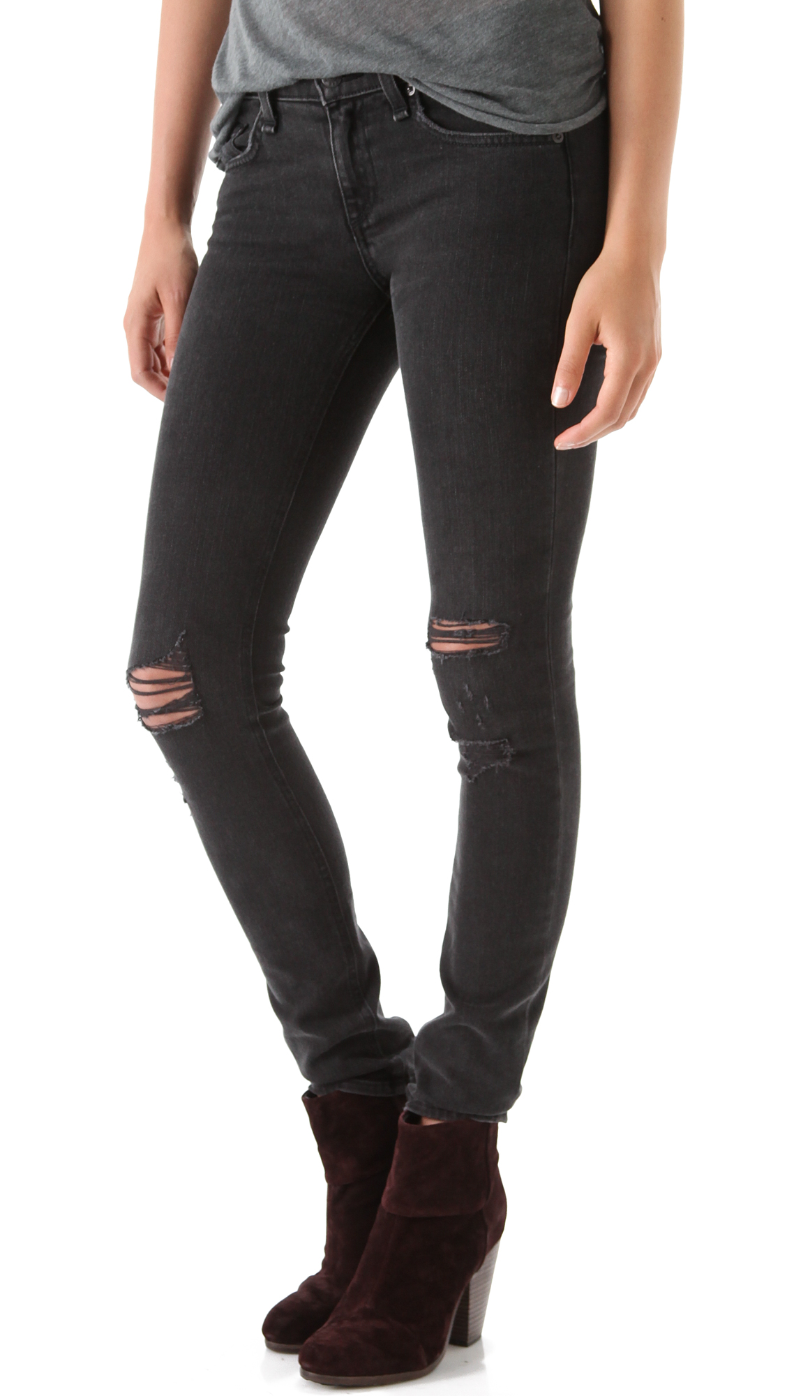 & Bone/JEAN The Skinny Jeans | SHOPBOP