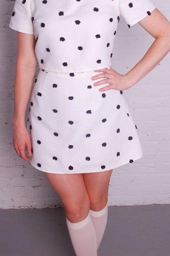 Kenley Collins - Bosstones Skirt