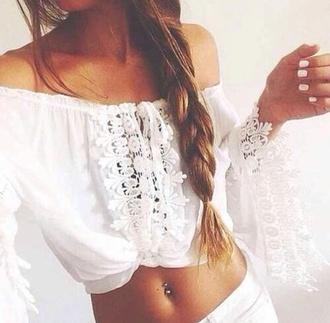 top blouse boho