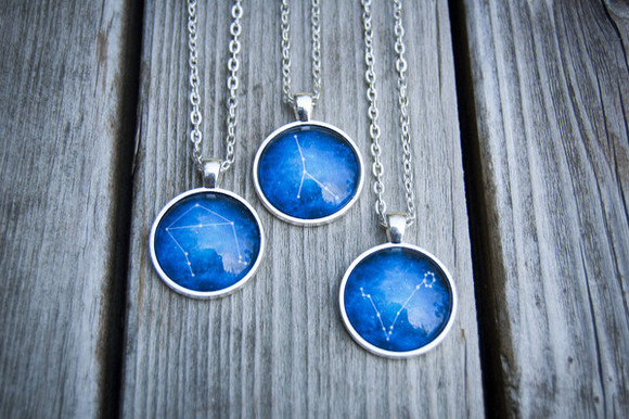 jewels star stars star necklace