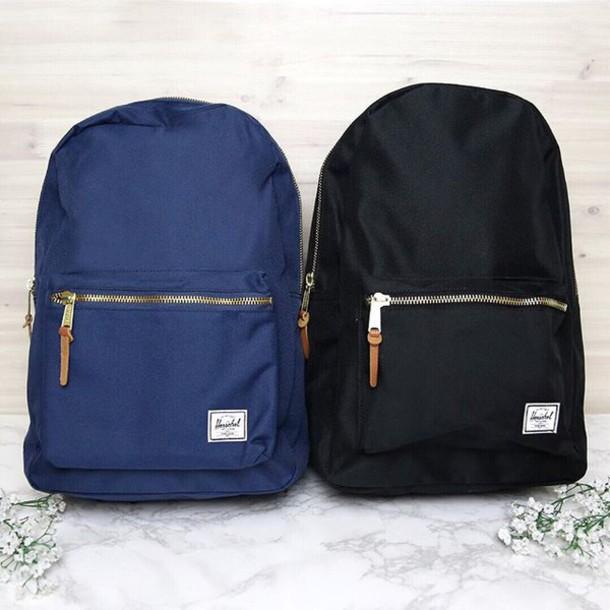 166431c5c859 bag herschel supply co. peppermayo blue backpack navy backpack black  backpack herschel supply co herschel