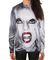 Lady gaga graphic print sweatshirt/crewneck from tumblr fashion on storenvy
