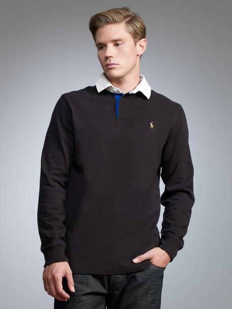 shirt ralph lauren polo ralph lauren polo shirt rugby shirt menswear