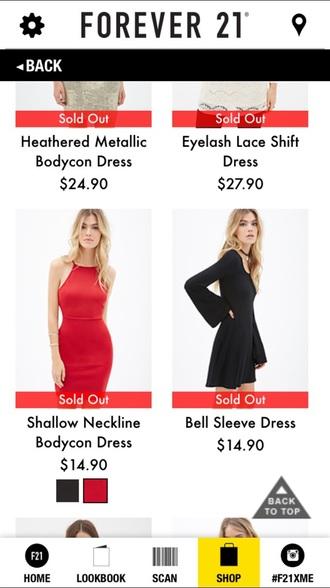 dress black edgy black dress little black dress bell sleeved dress