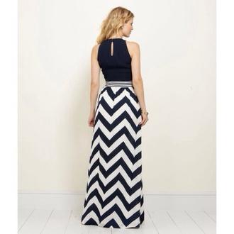 skirt chevron chiffon maxi skirt chevron dresses