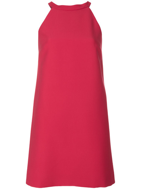 Miu Miu dress mini dress mini back women red