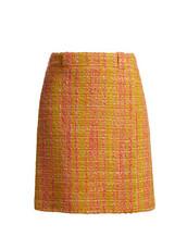 skirt,wool,yellow