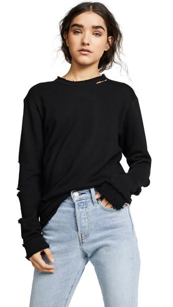 ALALA Cypher Sweatshirt in black