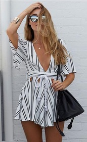 jumpsuit,sexy jumpsuit,sexy romper,wholesale fashion dress,'www.angellfashion.com,striped jumpsuit,black jumpsuit,white jumpsuit,bodycon jumpsuit,vintage jumpsuit,topshop jumpsuit,black and white jumpsuit,denim jumpsuit,strappy,stripes,streetwear,streetstyle,street goth,street,outfit,outfit idea,tumblr outfit,cute outfits,spring outfits,date outfit,office outfits