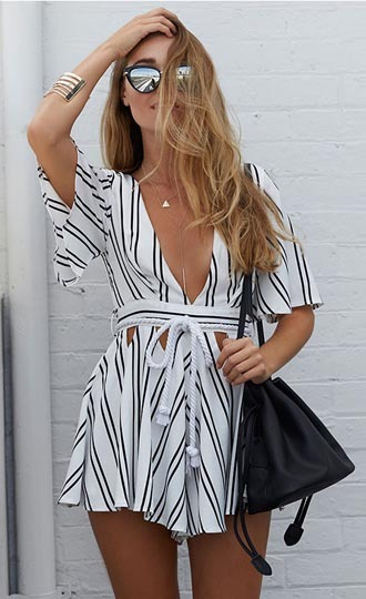 jumpsuit black jumpsuit white jumpsuit bodycon jumpsuit vintage jumpsuit topshop jumpsuit black and white jumpsuit denim jumpsuit strappy stripes streetwear streetstyle street goth street outfit outfit idea tumblr outfit cute outfits spring outfits date outfit office outfits