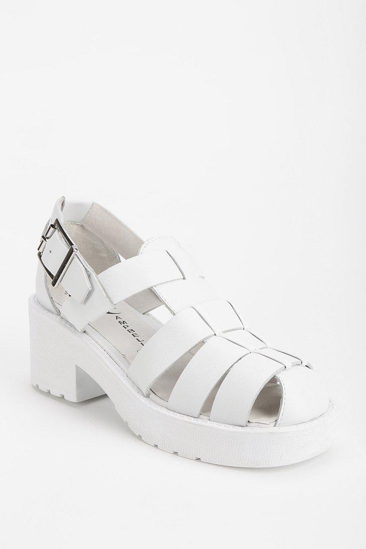 Jeffrey Campbell Argo Platform Sandal - Urban Outfitters