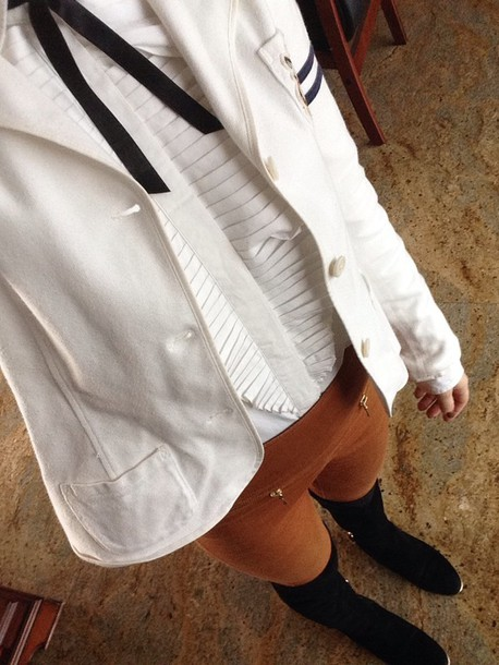 jacket look