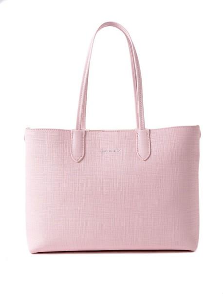 Alexander Mcqueen baby pink baby pink bag