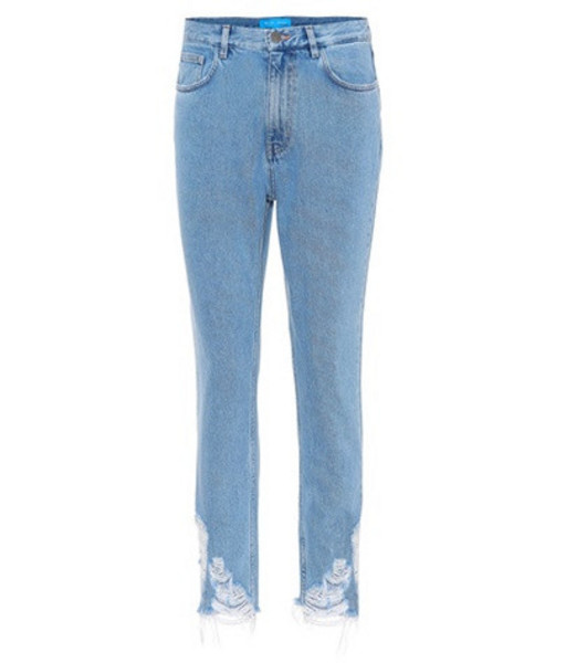 M.i.h Jeans Mimi high-waisted skinny jeans in blue