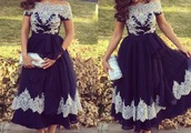 dress,retro dress,blue dress,cocktail dress,lace dress,vintage dress,chic dress,robe,robe de soirée,robe vintage,bleu,robe dentelle